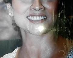Huge Tribute in the air busty shreya saran actress