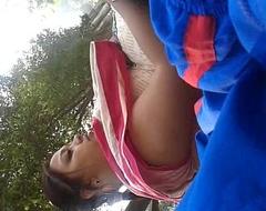 my grlfrnd n me in public