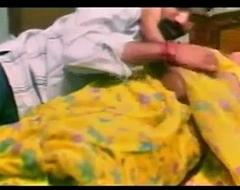 desi telugu aunty hot teat show