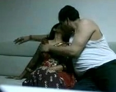 Indian Woman Fucked Wits A Chubby Husband