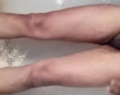 Indian Sizzling Guy Shaving Cock.....!!!