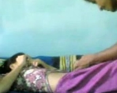 Horny Indian Establishing Students Having Sex
