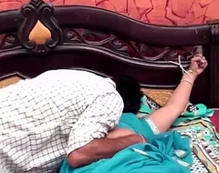 Indian Hot Aunty Forced off out of one's mind Neighbor