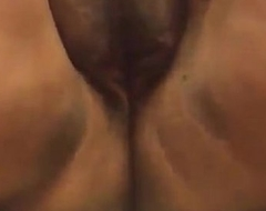 Chubby Girl Playing With respect to Her Hairy Wet Pussy 3
