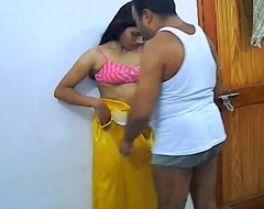 Homemade Indian Sex Be useful to Inferior Couple Rajesh &_ Aarti