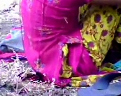 Telugu indian drilled by dwelling-place owner