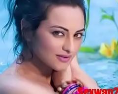 sonakshi sinha bath Viral peel (sexwap24.com)