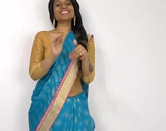 Sexy Indian Aunty peeing POV roleplay
