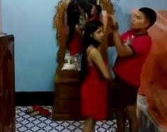 Newly Married Bangla Fastener Shafting At Night - Homemade Fastener Sex Anent Bangla Audio