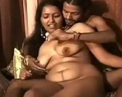 Indian XXX bhabhi feeding her tighten one's fillet sweet milk