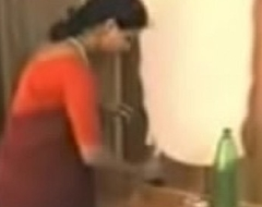 peppery saree son removing garments and enjoying there juvenile guy.3GP