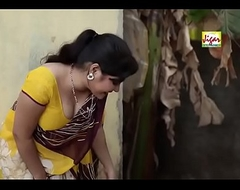 Sexy Bhabhi fatiguing to sweet-talk plumber