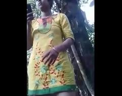 Desi bangali bhabi alfresco fuck