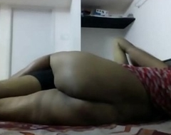 Cheating Tamil Dirty slut wife undress regarding the addition of uniformly pain in the neck regarding Husband Friend