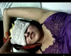 Indian legal age teenager wife Viral honeymoon video Sadomasochism