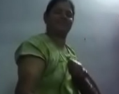South Indian aunty Succulent hj